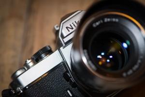 Fotografie is een hobby van Pieter Donders